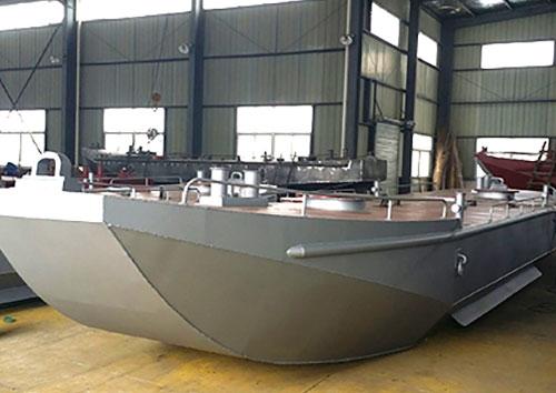 10米单船