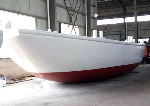 15米航标灯船