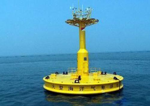 河北大型海洋气象浮标