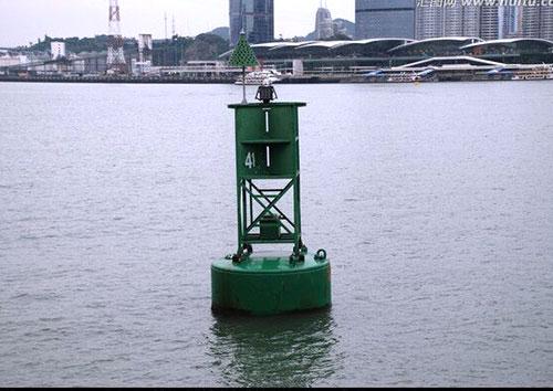 河北钢质浮标