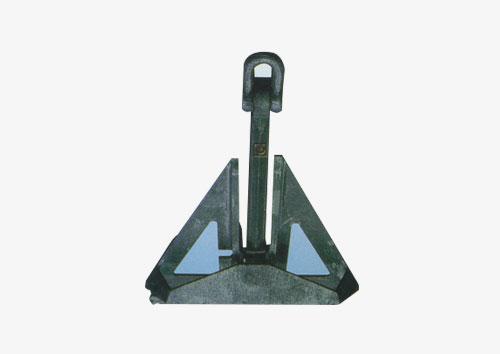 焊接型大抓力无杆锚