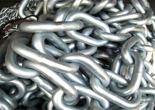 无档浮标锚链